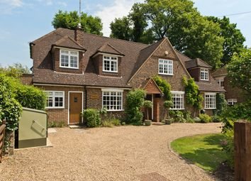 Thumbnail 5 bedroom detached house for sale in Blundel Lane, Stoke D'abernon, Cobham