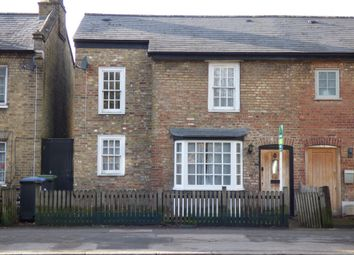 Thumbnail 3 bed cottage for sale in Cockfosters Road, Cockfosters / Hadley Wood