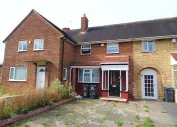 Thumbnail 2 bed terraced house for sale in Hillstone Road, Shard End, Birmingham