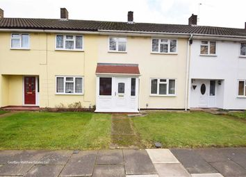 Thumbnail 3 bed terraced house for sale in Dovehouse Croft, Harlow, Essex