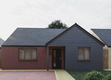 Thumbnail 3 bed detached bungalow for sale in Plot 22 Spire View, Whittlesey, Peterborough