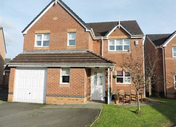 Thumbnail 4 bed detached house for sale in Golwg Y Waun, Birchgrove, Swansea