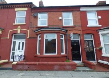 Thumbnail 4 bed property to rent in Moss Street, Garston, Liverpool