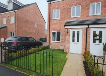 Thumbnail 3 bed semi-detached house to rent in Brookwood Way, Buckshaw Village, Chorley