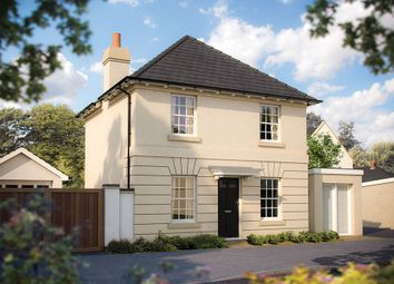 "Thumbnail 2 bed detached house for sale in ""The Jennycliff"" at Haye Road, Sherford, Plymouth"