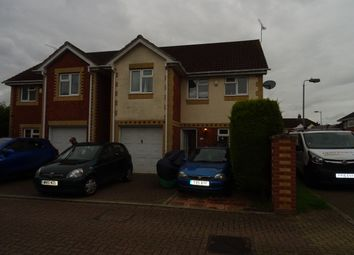 Thumbnail 4 bed semi-detached house to rent in Stephen Gardens, Luton