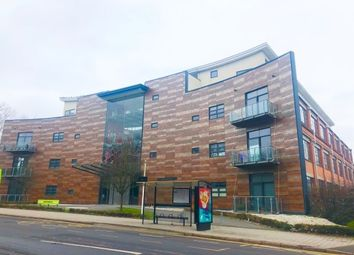 Thumbnail 2 bed flat to rent in Abbey Park Road, Leicester