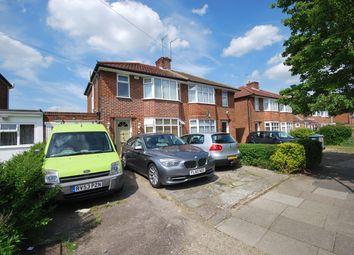 Thumbnail 3 bed semi-detached house for sale in Calder Gardens, Edgware, Middlesex HA8, Kingsbury,