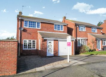 Thumbnail 4 bedroom detached house for sale in Ledbury Road, Loughborough