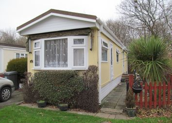 Thumbnail 1 bed mobile/park home for sale in King Edward Park, Baddesley Road (Ref 5790), North Baddesley, Southampton, Hampshire