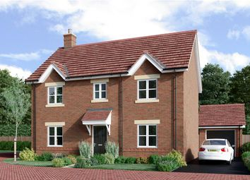 "Thumbnail 4 bedroom detached house for sale in ""Ridgeway"" at Monument Road, Chalgrove, Oxford"