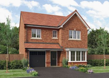 Thumbnail 4 bed detached house for sale in The Glenmuir, Barley Meadows, Cramlington, Northumberland