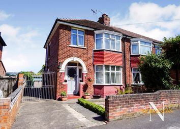 3 bed semi-detached house for sale in Harewood Avenue, Retford, Nottinghamshire DN22
