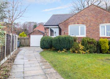 Thumbnail 2 bed semi-detached bungalow for sale in Vesper Court Drive, Leeds