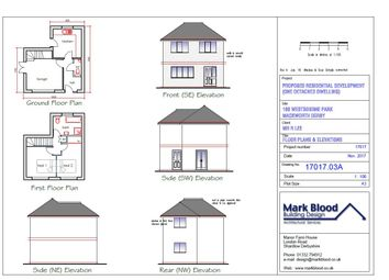 Thumbnail Land for sale in Westbourne Park, Mackworth, Derby