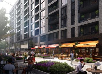 Thumbnail 1 bed flat for sale in Apartment 60 Gabriel Court, Oxbow, 1 New Village Avenue, London