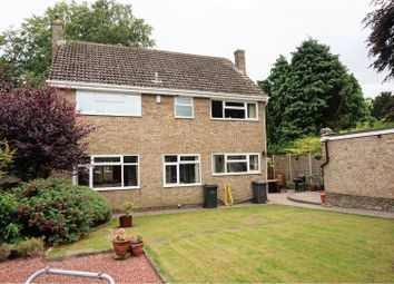 Thumbnail 4 bed detached house for sale in Station Road, Tadcaster