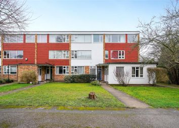 Thumbnail 2 bed maisonette for sale in Hollies Court, Crockford Park Road, Addlestone, Surrey