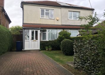 Thumbnail 2 bed semi-detached house to rent in Wimpole Road, Barton, Cambridge
