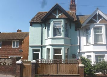 Thumbnail 4 bed semi-detached house for sale in Brighton Road, Newhaven