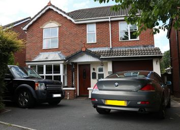 Thumbnail 5 bed detached house for sale in 71 Squires Wood, Fulwood, Preston, Lancashire