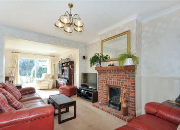 Thumbnail 3 bed semi-detached house for sale in Denham Way, Denham, Uxbridge, Middlesex