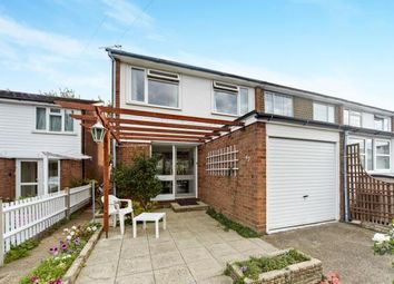 Thumbnail 3 bed semi-detached house for sale in Willow Wood Crescent, London, .