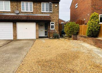 Thumbnail 4 bed semi-detached house for sale in Sandringham Court, Burnham, Berkshire