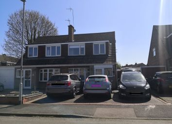 Thumbnail 3 bed semi-detached house for sale in Parker Avenue, Leicester