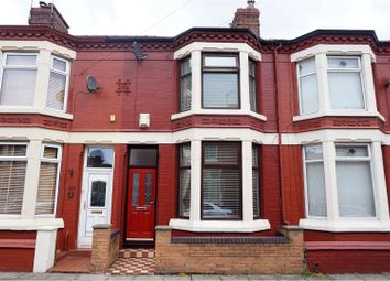 Thumbnail 4 bed terraced house for sale in Wellbrow Road, Liverpool