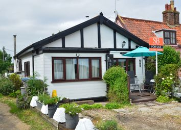Thumbnail 2 bed detached bungalow for sale in The Ferry, Felixstowe