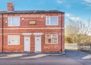 Thumbnail 2 bedroom end terrace house for sale in Ridgefield Street, Castleford