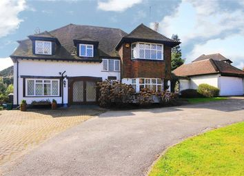 Thumbnail 4 bedroom detached house to rent in Beech Hill Avenue, Hadley Wood, Hertfordshire