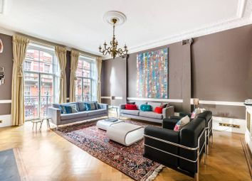 Thumbnail 6 bed flat to rent in Kensington Gore, South Kensington