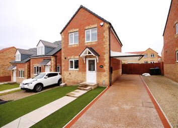 Thumbnail 3 bed semi-detached house for sale in Henderson Avenue, Wheatley Hill, Durham