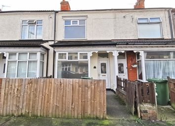 Thumbnail 3 bed terraced house for sale in Manchester Street, Cleethorpes