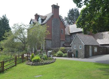 Thumbnail 7 bed detached house for sale in The Old Rectory, Pentre Road, Halkyn