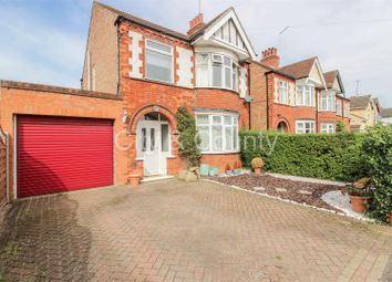 Thumbnail 3 bed detached house for sale in Isham Road, West Town, Peterborough