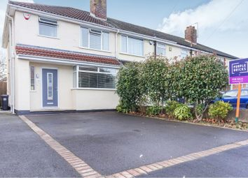 Thumbnail 3 bed end terrace house for sale in Gilda Crescent, Whitchurch