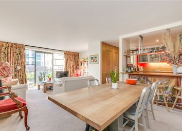 Thumbnail 2 bed flat to rent in Ice Wharf, 17 New Wharf Road, London
