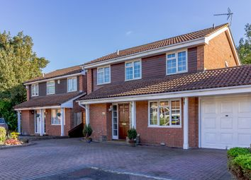 Thumbnail 4 bed detached house for sale in Carroll Gardens, Aylesford, Kent