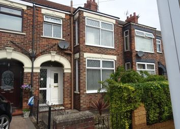Thumbnail 3 bed terraced house to rent in Watt Street, Hull, East Yorkshire
