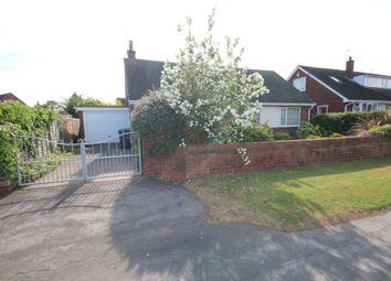 Thumbnail 3 bed bungalow for sale in Lancaster Road, Garstang, Preston