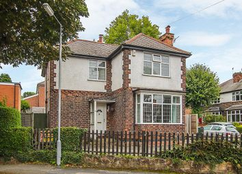 Thumbnail 3 bed detached house for sale in Worcester Road, Woodthorpe, Nottingham