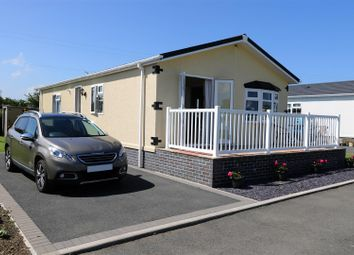 Thumbnail 2 bed mobile/park home for sale in Camrose, Haverfordwest