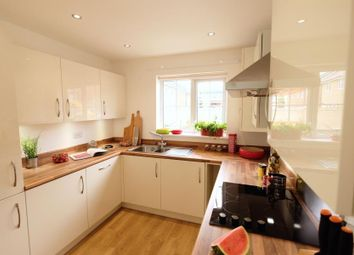 Thumbnail 3 bed semi-detached house to rent in Rialto Gardens, Basten Drive, Salford