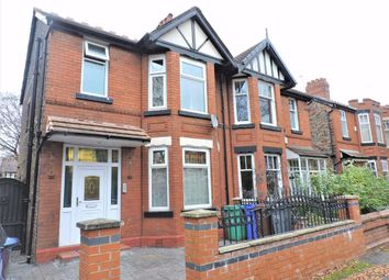 3 bed semi-detached house for sale in Lindsay Avenue, Burnage, Manchester M19