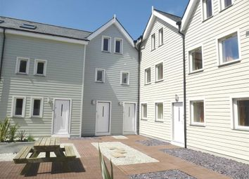 Thumbnail 2 bed terraced house to rent in The Strand, Bude, Cornwall