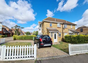 Thumbnail 1 bed semi-detached house to rent in Langham Drive, Rayleigh, Essex