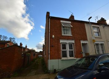 Thumbnail 4 bed end terrace house for sale in Sunderland Street, St. James, Northampton, Norhamptonshire